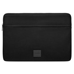 Targus Urban Protective Laptop Sleeve Case Cover fit 13-14-Inch Laptop with Slim and Stylish Design for Business...