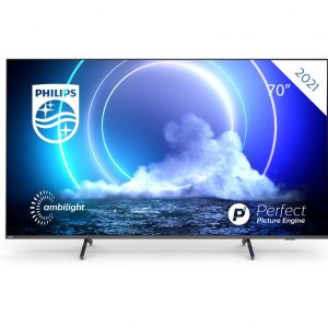70″ PHILIPS 70PUS9006/12 Smart 4K Ultra HD HDR LED TV with Google Assistant