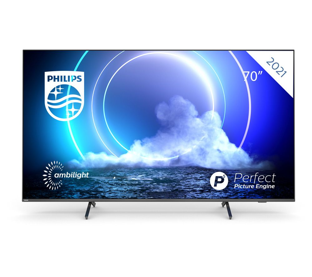 """70"""" PHILIPS 70PUS9006/12 Smart 4K Ultra HD HDR LED TV with Google Assistant"""